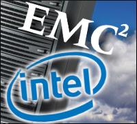 Intel EMC cloud