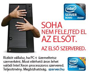 Igazi Intel szerver