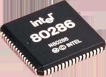 286 CPU