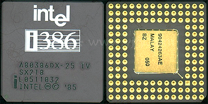 386 CPU