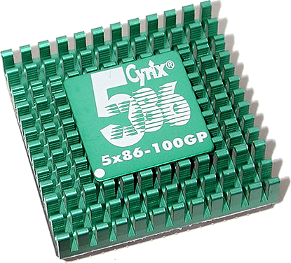 Cytrix 5x86 CPU