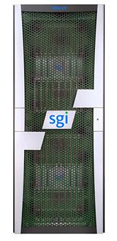 SGI szuperszámítógép