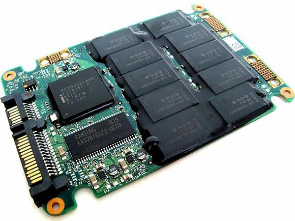 Intel X25-E SSD