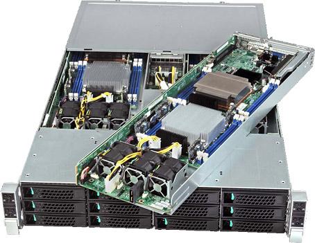 Intel Bobcat Peak szerver