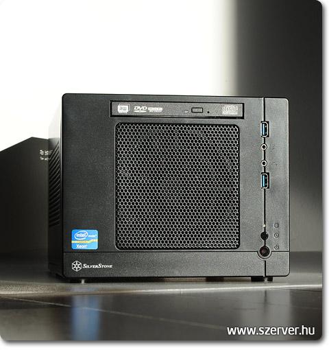 Intel Xeon Microszerver 1