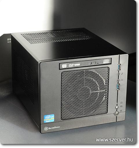 Intel Xeon Microszerver 2