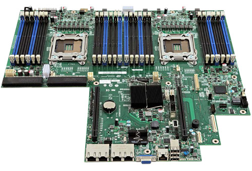 Intel S2600GZ alaplap