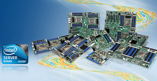 intel-E5-boards