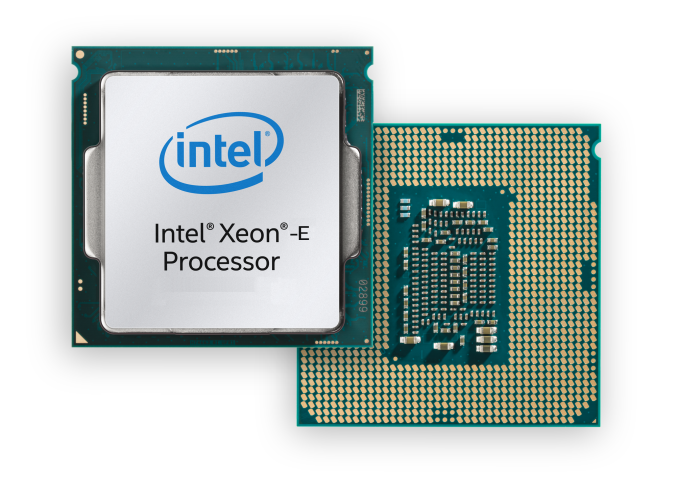 Intel Xeon-E processzor