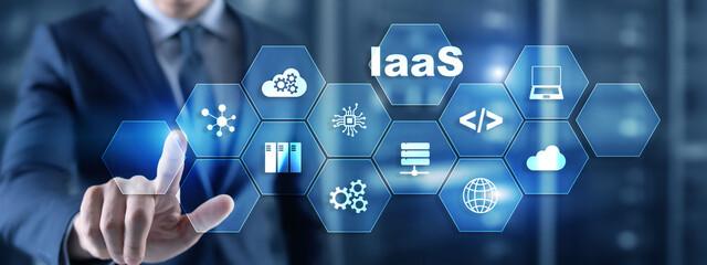 Felhőinfrastruktúra-szolgáltatások (Infrastructure as a Service, IaaS)