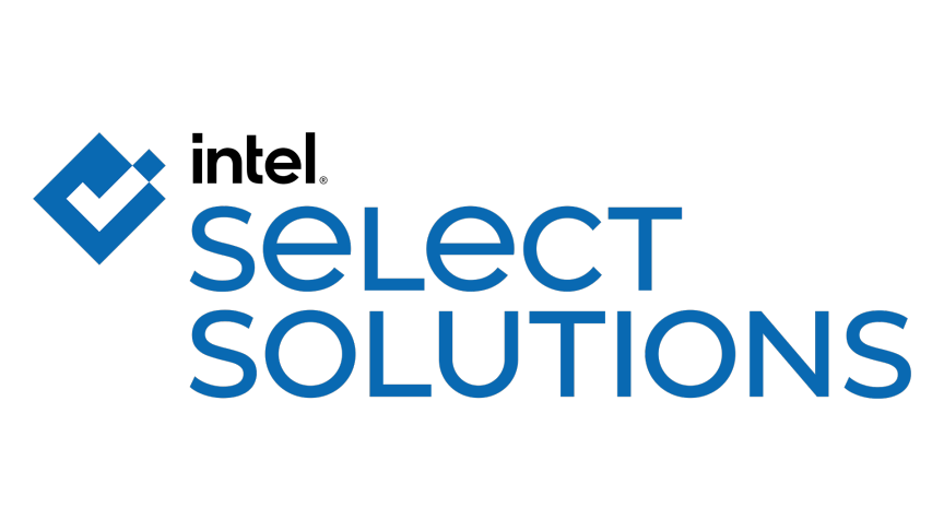 Intel Select Solutions logo